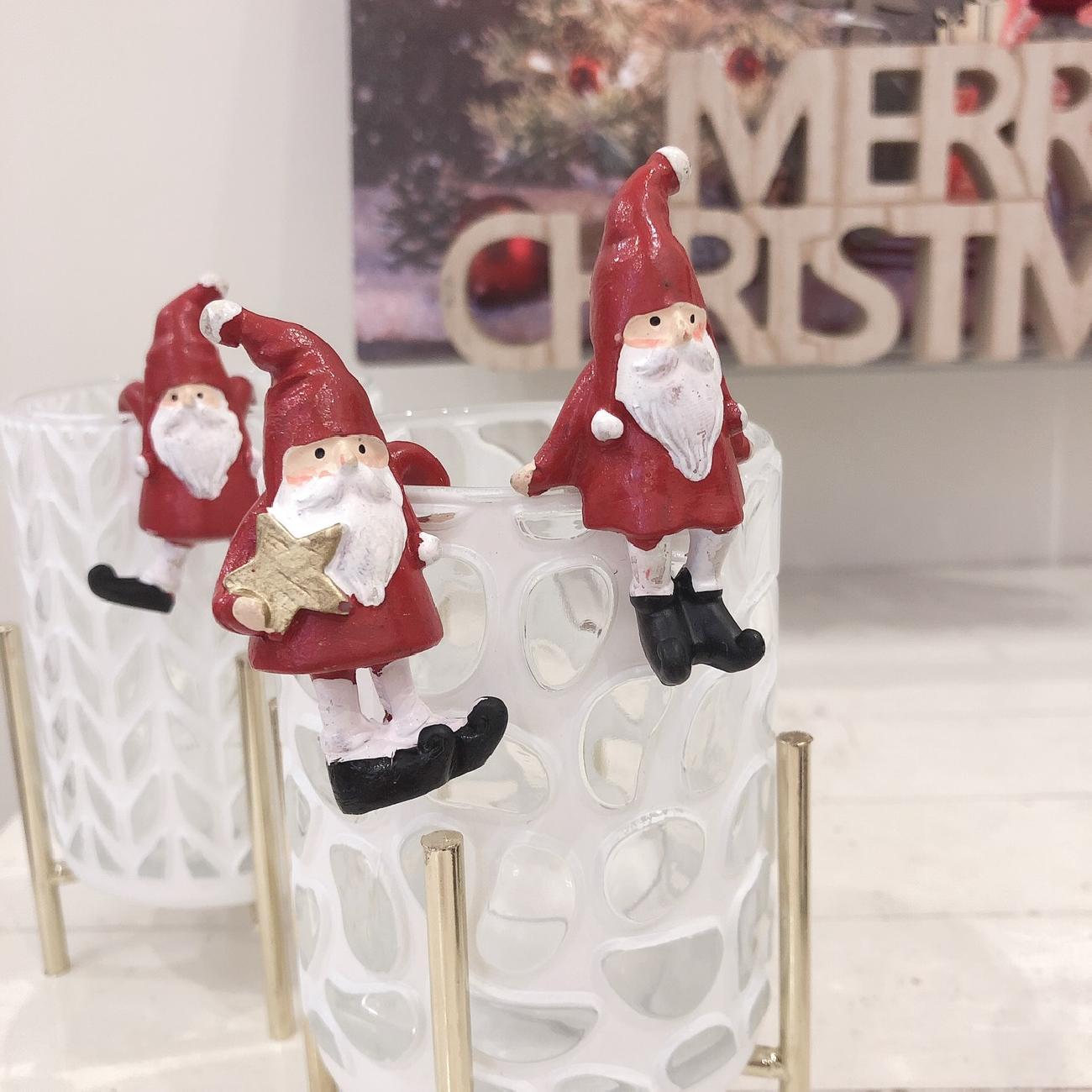 クリスマス/サンタクロース/飾り