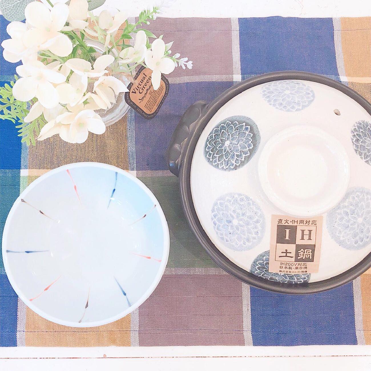 鍋/土鍋/キッチン雑貨/ほっこり/冬