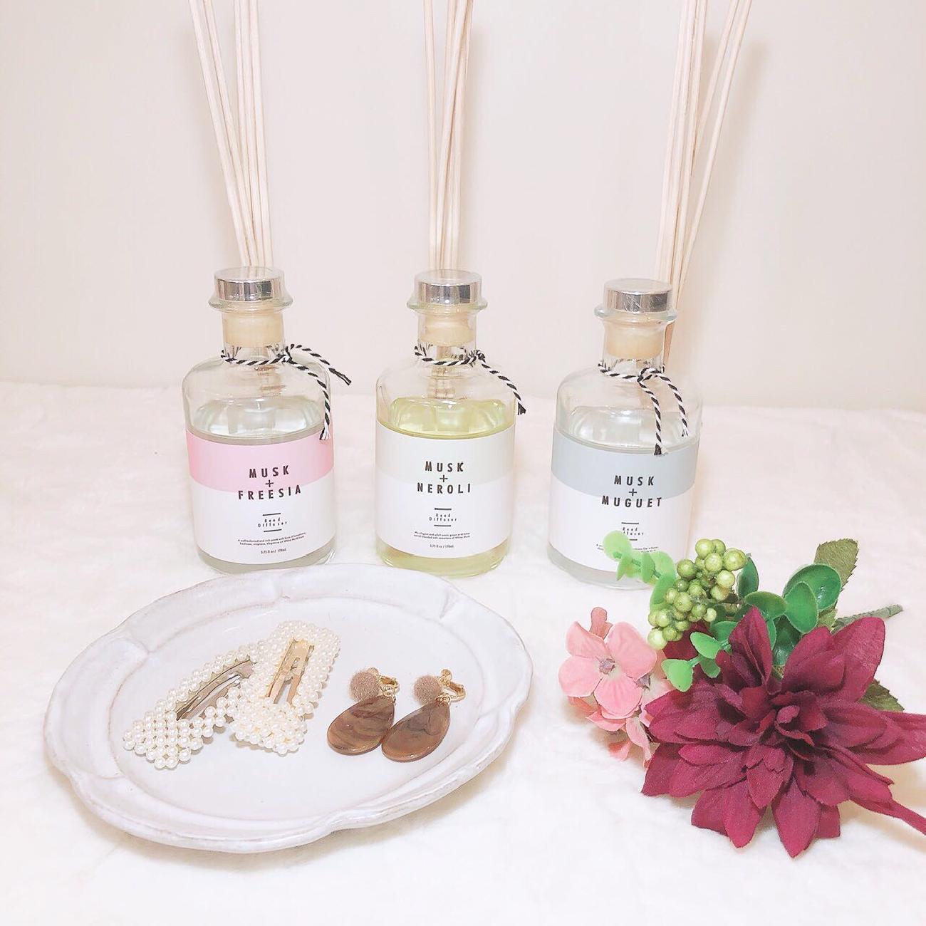 ルームスプレー/フレグランス/ディフューザー/いい香り/香りのある暮らし