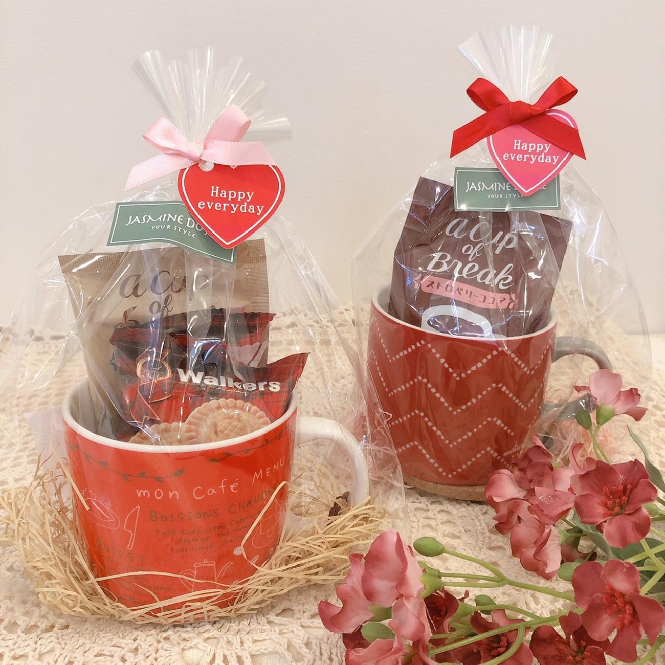 バレンタイン/チョコレート/コーヒー/クッキー/プチギフト