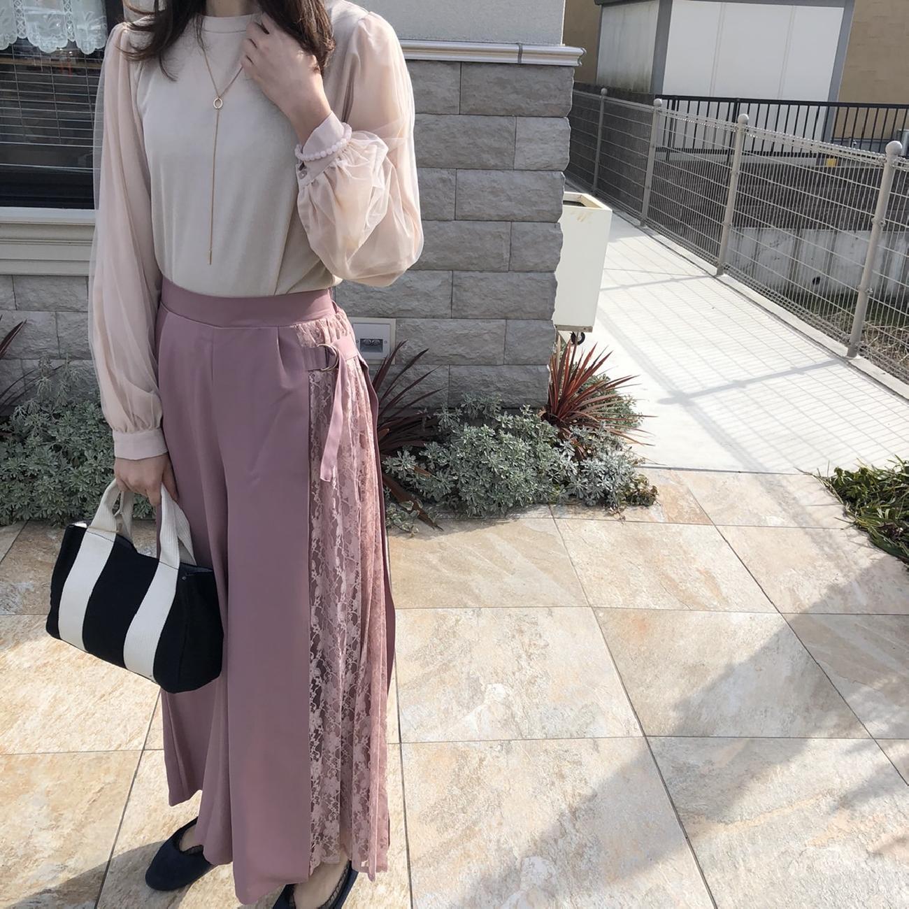 春/春服/春コーデ/コーディネート/ファッション/お出かけ/お洒落/服