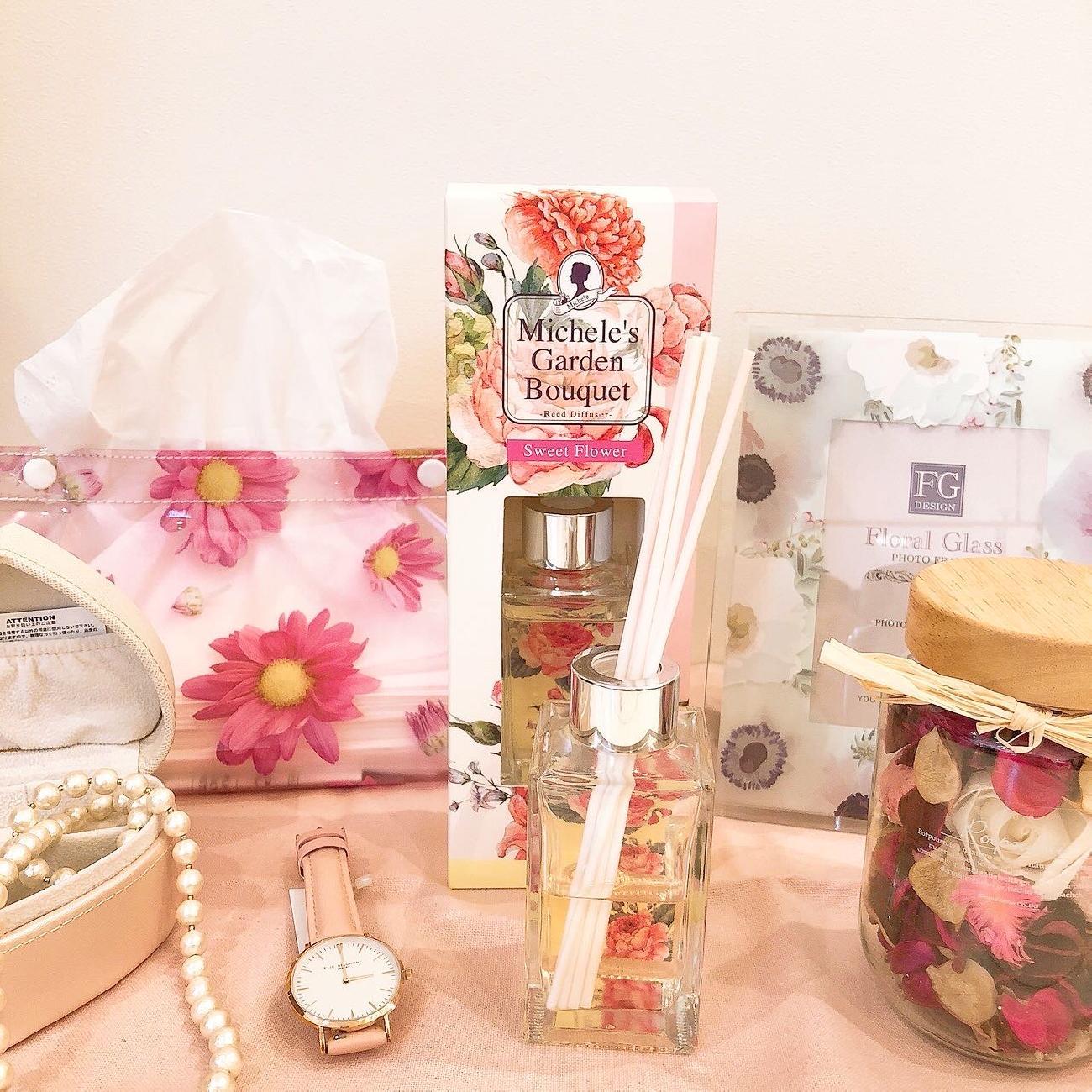 ディフューザー/いい香り/花/インテリア