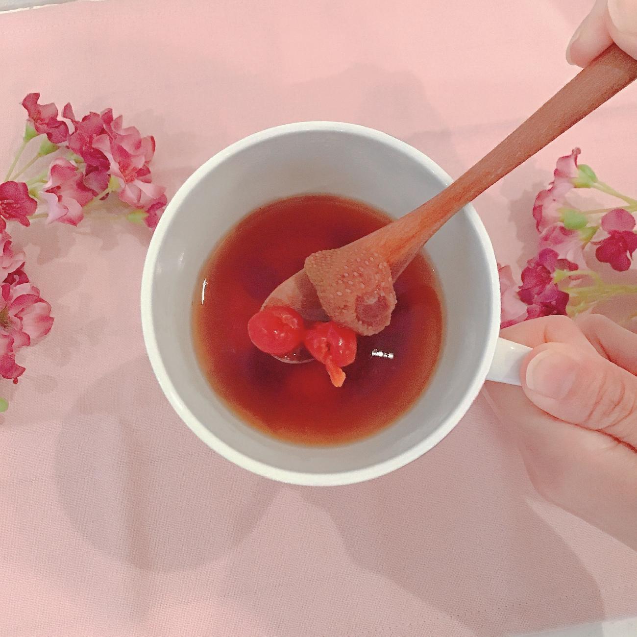 紅茶/ティータイム/ドライフルーツ/綺麗/可愛い/おしゃれ/カフェタイム/リラックス/美味しい/甘い
