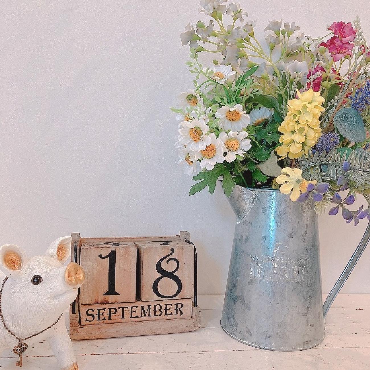 インテリア/アートフラワー/季節を楽しむ/おうち時間/造花