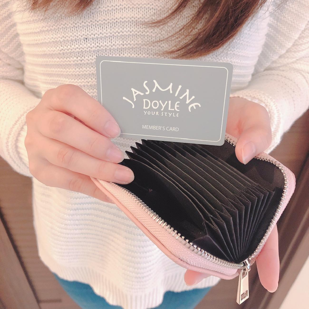 カードケース/ジャバラ/コンパクト/プレゼント/雑貨屋/ジャスミンドイル