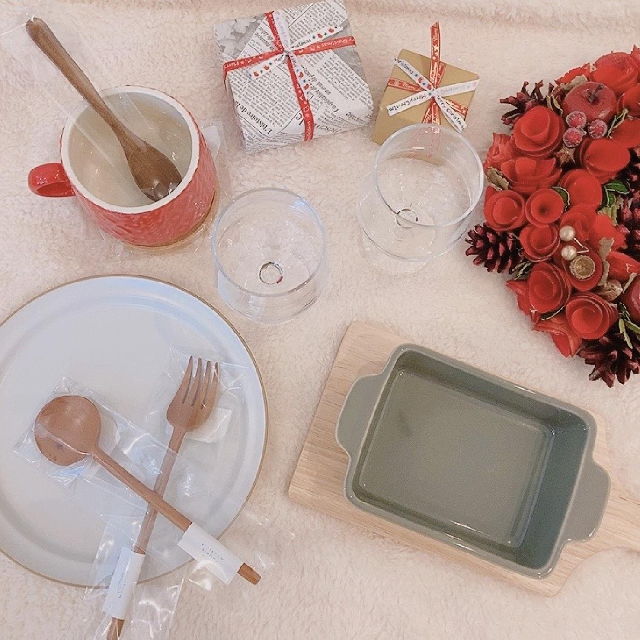 グラタン皿/グラタン/可愛い/ワイングラス/ワイン/おしゃれ/クリスマス/パーティー/クリスマスパーティー/楽しい/おいしい