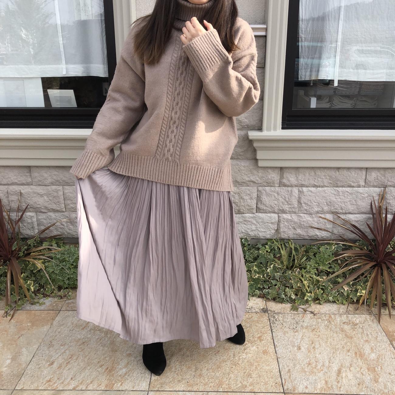 コーデ/lコーディネート/冬/ファッション/雑貨屋/津山/岡山