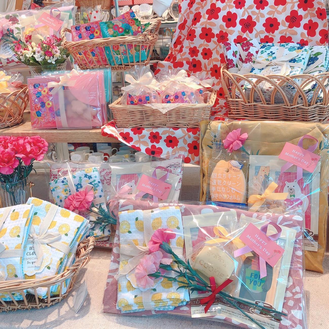 母の日/贈り物/プレゼント/ギフト/感謝/ありがとう/雑貨/雑貨屋/津山/岡山