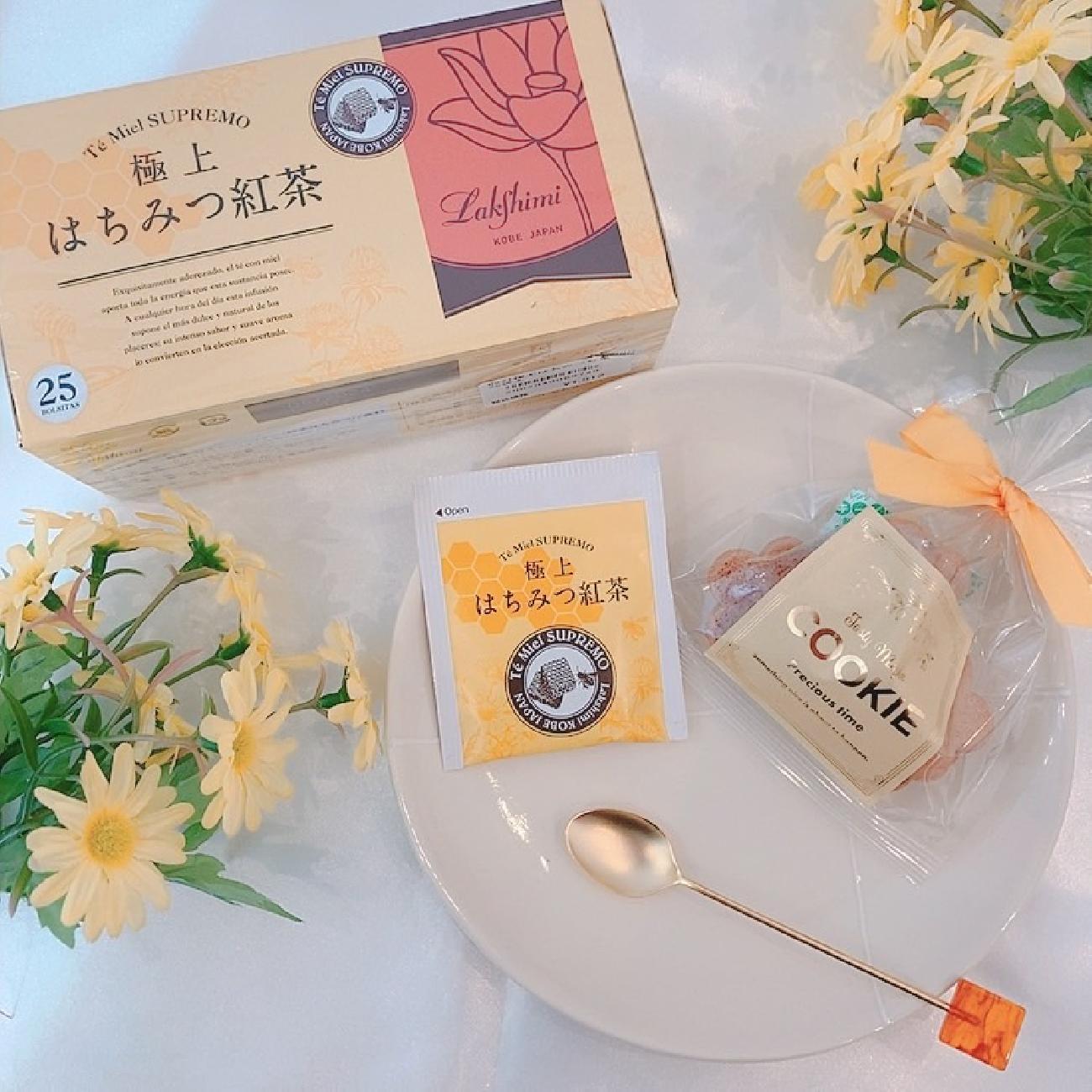 はちみつ紅茶/極上はちみつ紅茶/甘い/おいしい/はまる/はちみつ/紅茶/ティータイム/贅沢/プチ贅沢/癒し/リラックス/ダイエット/低カロリー/いい香り